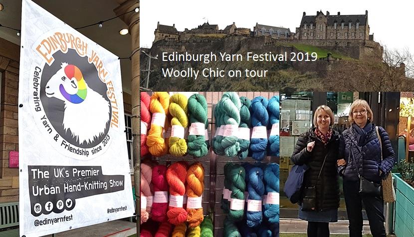 A woolly visit to Edinburgh - Woolly Chic Designs