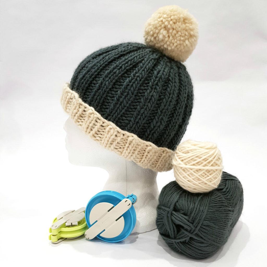 Bobble-Hat-Knitting-kit