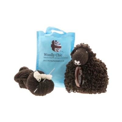 Black Sheep Tea Cosy Crochet Kit
