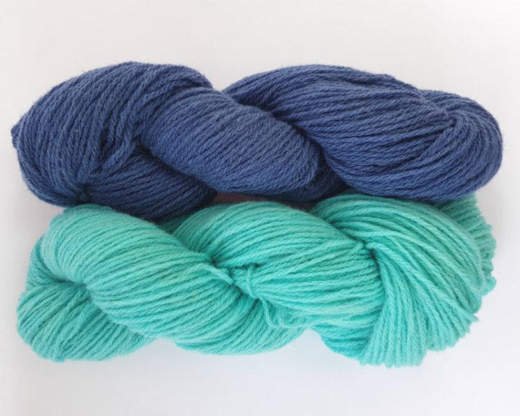 British Wool and Alpaca DK yarn