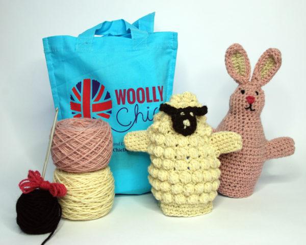 Bunny-sheep-hand-puppet-kit