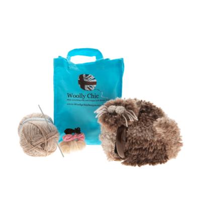 Cat Tea Cosy Crochet Kits