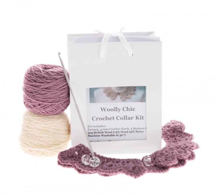 Crochet-Collar-Kit