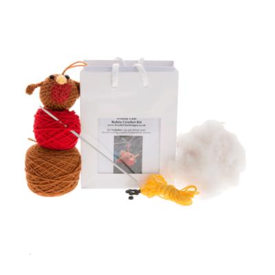 Crochet Robin Kit