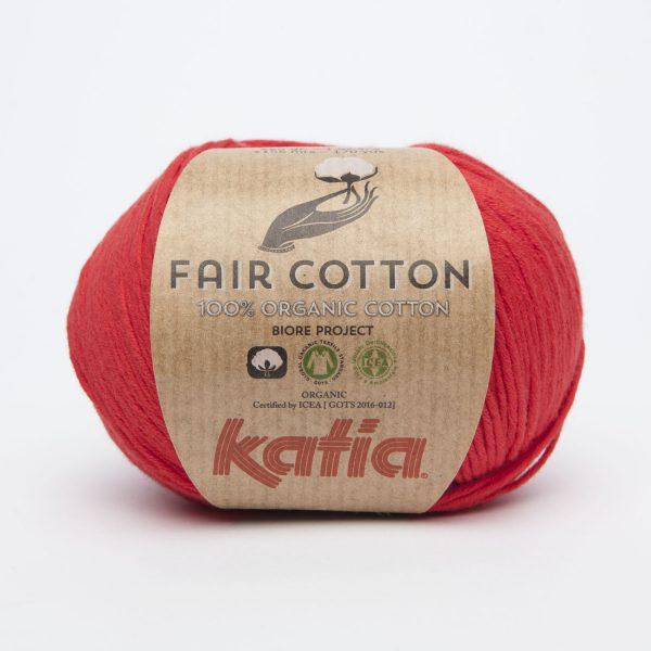 FAIR COTTON 4 Red