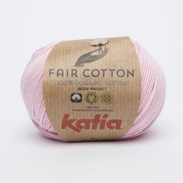 DK Fair trade cotton 100% organic