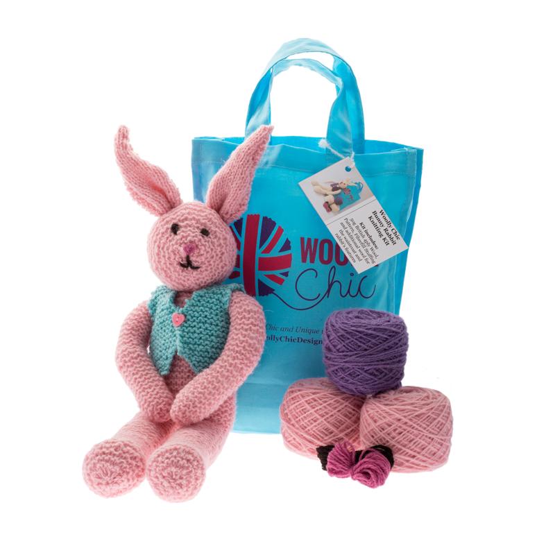 NEW-Bunny-Rabbit-Knitting-Kit