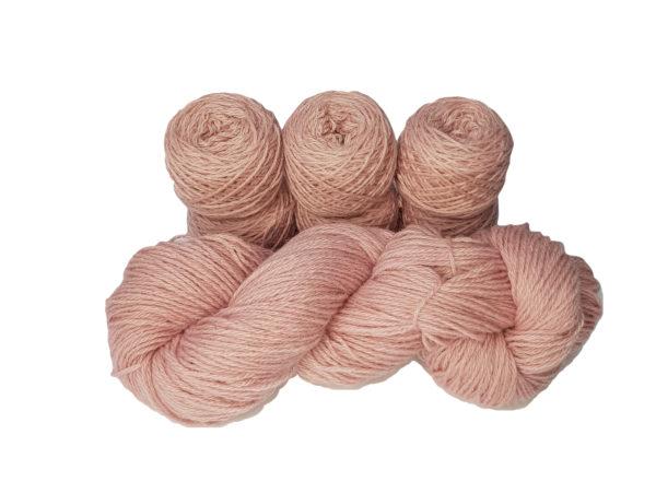 New Wensleydale Dusky Pink