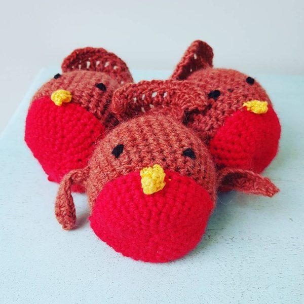 Christmas-Crochet-Workshop-Robin-Chocolate-Orange-Cosy