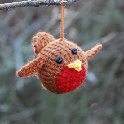 Robin Crochet Pattern