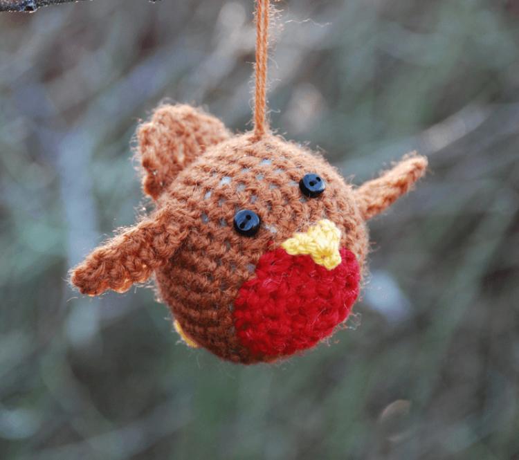 Robin-Crochet-Pattern