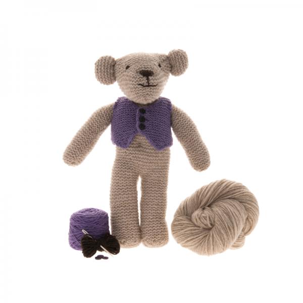 Teddy-Bear-Knitting-Kit